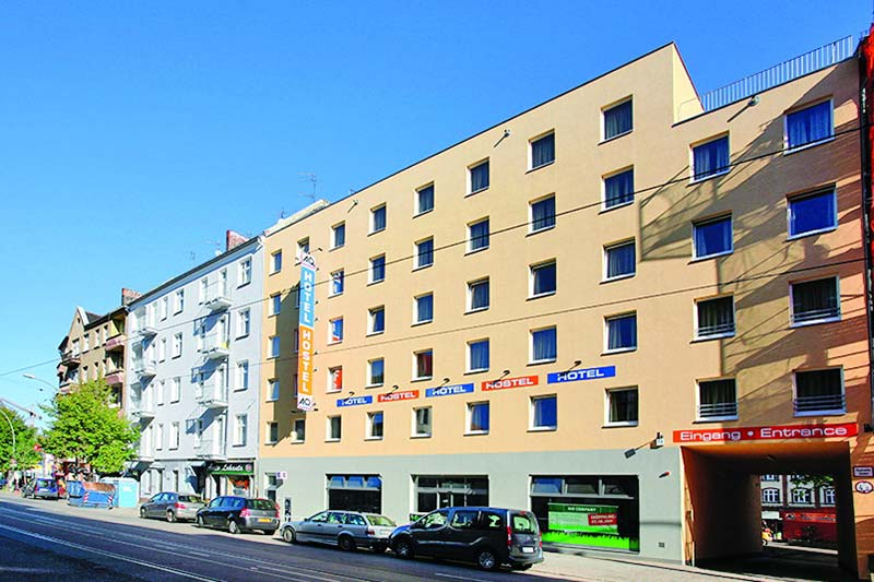 TTT-Jugendreisen | Deutschland | Berlin | A&O Hostels 01