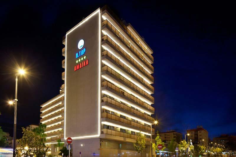 TTT-Jugendreisen-ab16   Spanien   Calella   Hotel Amaika**** 01