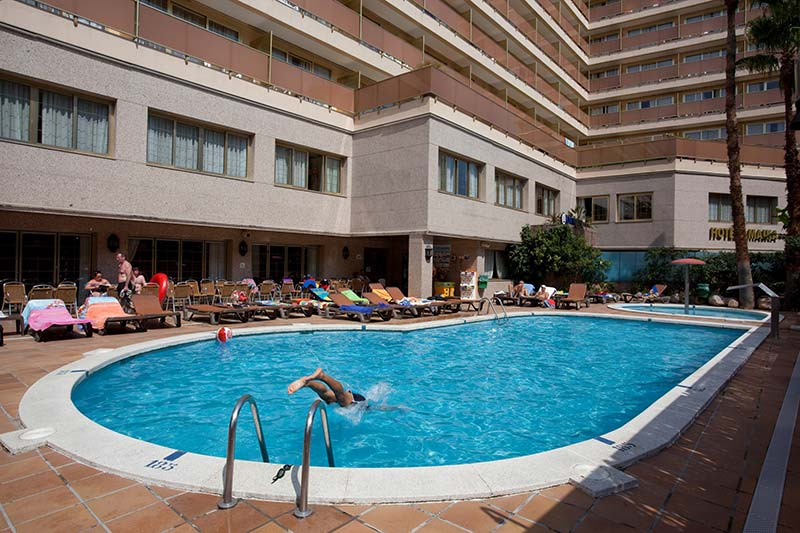 TTT-Jugendreisen-ab16   Spanien   Calella   Hotel Amaika**** 02