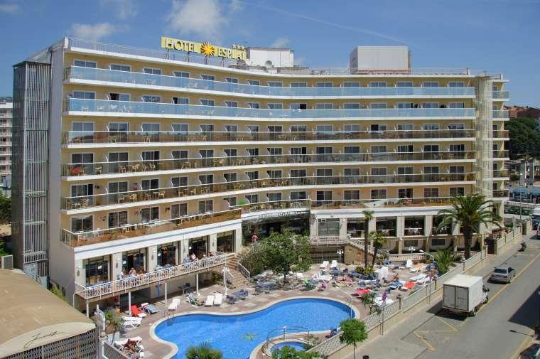 TTT-Jugendreisen-ab16 | Spanien | Calella | Hotel Bon Repos/Esplai*** 01