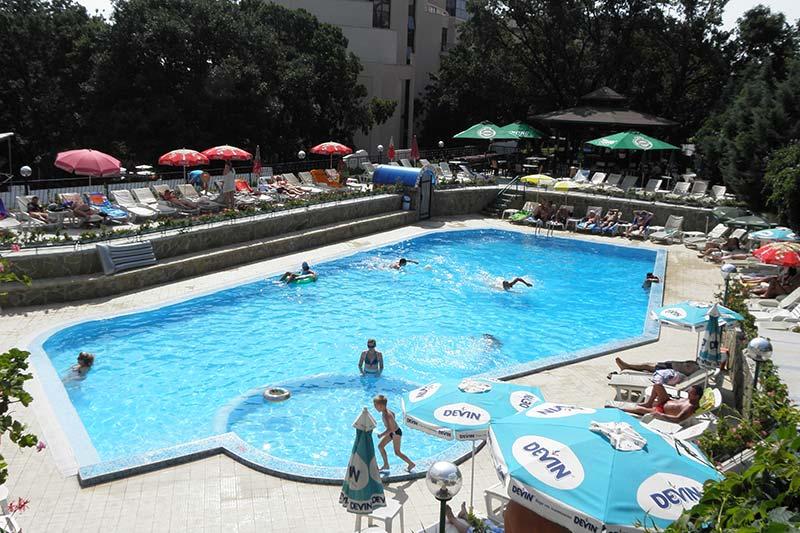 TTT-Jugendreisen-ab16 | Bulgarien | Goldstrand | Hotel Shipka****