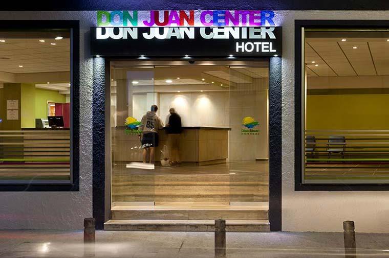 TTT-Jugendreisen-ab16 | Spanien | Lloret de Mar | Hotel Don Juan Center 01