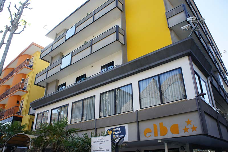 TTT-Jugendreisen   Italien   Rimini   Jugendhotel 02