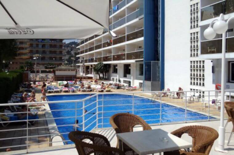 TTT-Jugendreisen |Spanien | Santa Susanna | Hotel Rivera*** 01