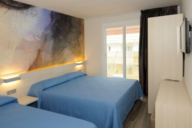 TTT-Jugendreisen |Spanien | Santa Susanna | Hotel Rivera*** 02