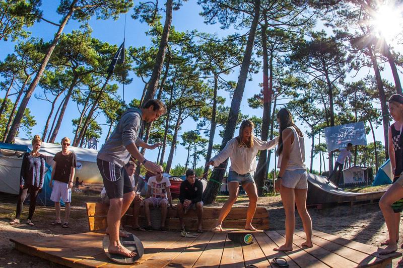 Jugendreisen sommer 2018 frankreich la tamarissi re for La rotonde saint girons
