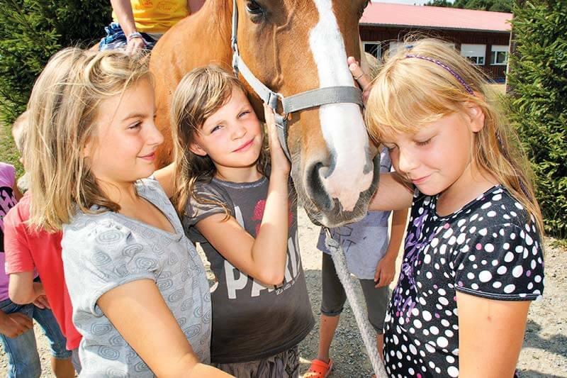 TTT-Jugendreisen | Deutschland | Trebendorf | Reinert Ranch 02