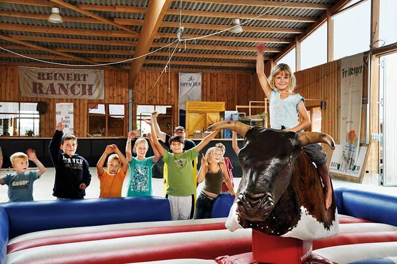 TTT-Jugendreisen | Deutschland | Trebendorf | Reinert Ranch 04
