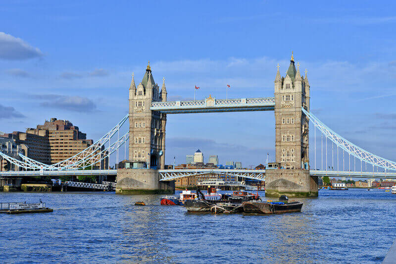 TTT-Jugendreisen | London Bridge | Sprachreisen